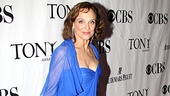 2010 Tony Awards Red Carpet  Valerie Harper
