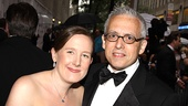 2010 Tony Awards Red Carpet – Sarah Ruhl – Donald Margulies