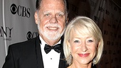 2010 Tony Awards Red Carpet  Helen Mirren  Taylor Hackford