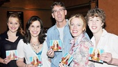 Everyday Rapture CD signing – Betsy Wolfe – Lindsay Mendez – Dick Scanlan - Sherie Rene Scott – Eamon Foley