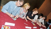 Everyday Rapture CD signing – Dick Scanlan - Sherie Rene Scott – Betsy Wolfe – Lindsay Mendez – Eamon Foley