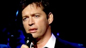 Harry Connick Jr. kicks off night one of his concert with a slow, sexy number, complete with pensive stare.