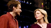 Marin Mazzie and Jason Danieley Debut in Next to Normal – Jason Danieley – Marin Mazzie (curtain call)