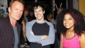 Sting Idiot  Sting  John Gallagher Jr.  Rebecca Naomi Jones