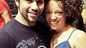 In the Heights 1000 Performances  Corbin Bleu  Marcy Harriell 