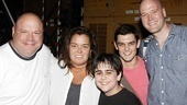 Rosie Addams  Rosie ODonnell  Kevin Chamberlin  Matthew Gumley  Wesley Taylor  Zachary James