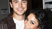 Rent at the Hollywood Bowl – Zac Efron – Vanessa Hudgens