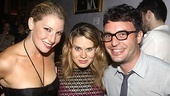 Trust Opening  Ari Graynor  Celia Keenan-Bolger  Trip Cullman