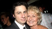 Trust Opening  Zach Braff  mom