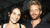 Annie Parisse, the title star of Second Stage's Becky Shaw, returns to her old stomping grounds with hubby, Boardwalk Empire actor Paul Sparks.