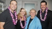 South Pacific closing – Danny Burstein – Kelli O'Hara – Barbara Cook – Paulo Szot