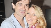 South Pacific closing – Kelli O'Hara – Greg Naughton