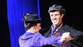 Gavin Returns Poppins  Laura Michelle Kelly  Gavin Lee  2