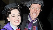 Gavin Returns Poppins  Laura Michelle Kelly  Gavin Lee  4
