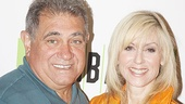 Old pals Dan Lauria and Judith Light are thrilled to be sharing the stage as married couple Vince and Marie Lombardi.