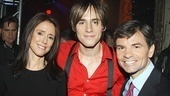 Spider-man GMA  Reeve Carney  Julie Taymor  George Stephanopoulos