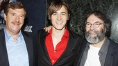 Spider-man GMA  Reeve Carney  Jeremiah Harris - Michael Cohl
