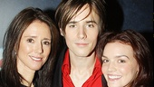 The talented trio of director Julie Taymor and stars Reeve Carney and Jennifer Damiano are ready to soar onto Broadway.