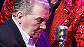 Million Dollar Quartet Photo Op  Jerry Lee Lewis  Levi Kreis
