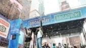 Bway on Bway 2010  Lin-Manuel Miranda  Karen Olivo