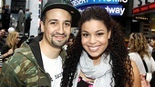 Bway on Bway 2010  Lin-Manuel Miranda  Jordin Sparks