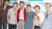 Bway on Bway 2010  Million Dollar Quartet  cast