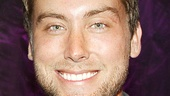 Sigler's close friend, former 'NSYNC-er Lance Bass, also came to support the actress.
