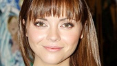 Christina Ricci will make her Broadway debut as an event planner who always looks on the bright side.