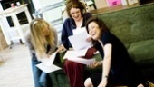 In The Wake Rehearsal – Marin Ireland - Deirdre O'Connell - Susan Parfour