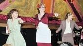 Brief encounter opening – Dorothy Atkinson – Annette McLaughlin – Hannah Yelland