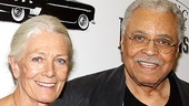 Driving Miss Daisy Meet and Greet – Vanessa Redgrave – James Earl Jones (portrait)