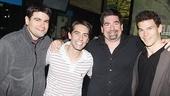 Lombardi Gifford – Keith Nobbs – brothers Peter – Craig – Josh Helman