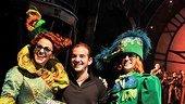 Wicked 5 Millionth Audience Member  Brett LaTorre