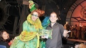 Wicked 5 Millionth Audience Member  Briana Yacavone - Brett LaTorre