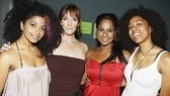 Bway South Africa - Rebecca Naomi Jones- Julia Murney – Nicole Lewis – Maya Sharpe