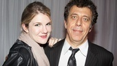 Time Stands Still Re-Opening – Lily Rabe – Eric Bogosian
