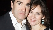 Time Stands Still Re-Opening – Brian d'Arcy James- Jennifer Prescott