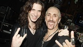 Dee Snider Rock of Ages opening night – Joey Taranto – Dee Snider