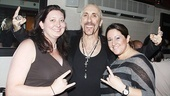 Dee Snider Rock of Ages opening night  Susan Keappock  Dee Snider  Tracy Geltman