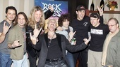 Dee Snider Rock of Ages opening night  Arsenal  Dee Snider