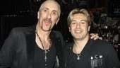 Dee Snider Rock of Ages opening night – Dee Snider – Jesse Blaze Snider