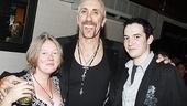 Dee Snider Rock of Ages opening night  Claudia Lynch  Dee snider  Matthew DiCarlo