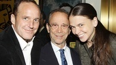 A Life in the Theatre Opening Night – Clark Gregg – Joel Grey – Sutton Foster