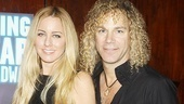Memphis First Anniversary on Broadway  Alexandria Bryan  David Bryan