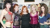Tori Amos at Rock of Ages  Sarrah Strimel  Jenifer Foote - Tori Amos  Emily Padgett  Julie Nelson