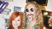 Tori Amos at Rock of Ages  Tori Amos  Dee Snider 