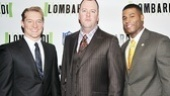 Lombardi opening – Bill Dawes – Chris Sullivan – Robert Christopher Riley