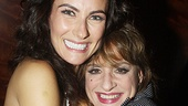 Women on the Verge Opening Night – Laura Benanti – Patti LuPone