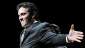 Jersey Boys Fifth Anniversary  Jarrod Spector (curtain call)