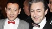 Pee-wee opens – Pee-wee Herman – Alan Cumming